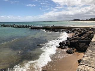 Sweetwater Creek / Port Phillip Bay